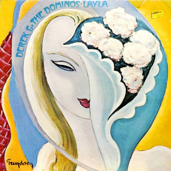 Great Record Album - Layla and Other Assorted Love Songs by Derek and the Dominos in 1970 n