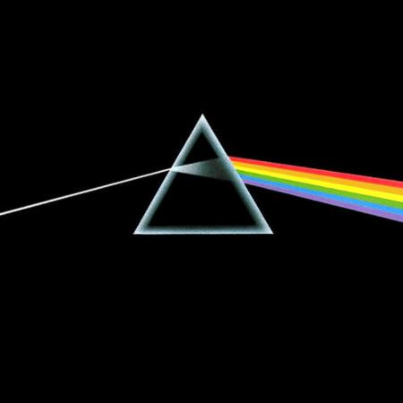 Great Album Covers - Pink Floyd  –  The Dark Side of the Moon  - Designed By Hipgnois