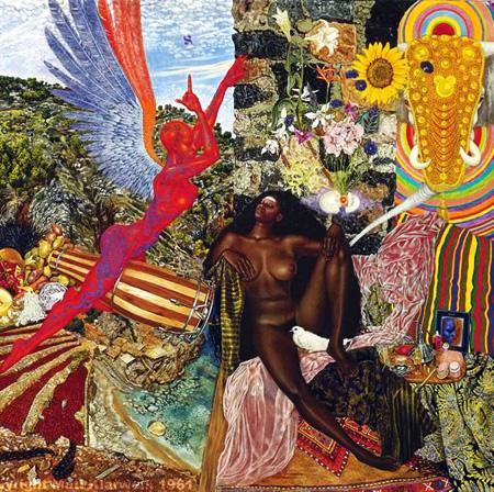 """Santana's Second Studio Record Album, """"Abraxas"""", released in 1970"""