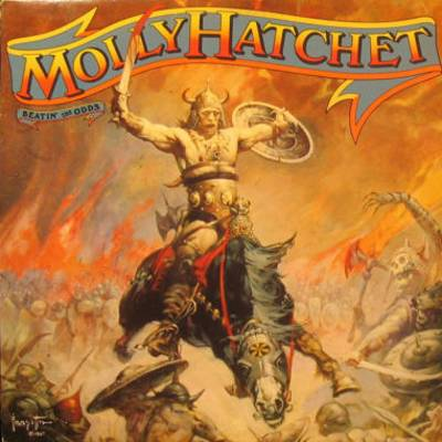 Beatin the Odds - Molly Hatchet - Album 3 - 1980