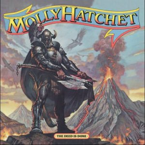The Deed Is Done - Molly Hatchet - 1984 - Ezra Tucker