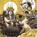 Great Album Covers  Record Album Yellow and Green Baroness