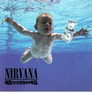 Great Album Covers - Album Cover Collecting - Nirvana's Nevermind