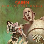 Great Album Covers News Of The World Queen