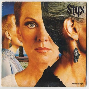 album cover designer  greatest album covers of all time Styx - Pieces Of Eight (1978)  great album covers  great record albums  best album cover  storm thorgerson  rock and roll band   rock & roll  music